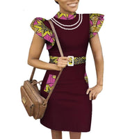 Robe Africaine Noire - Robe-africaine.com - 12 / M
