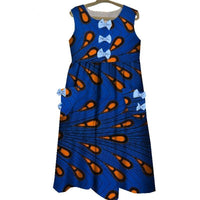 Robe Wax Beauté Infini - Robe-africaine.com - 2 / XS