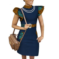 Robe Africaine Noire - Robe-africaine.com - 7 / M