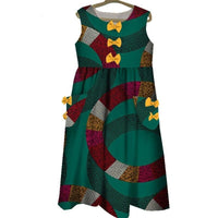 Robe Wax Beauté Infini - Robe-africaine.com - 9 / XS