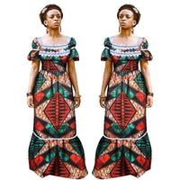 Robe africaine traditionnelle - Robe-africaine.com - 9