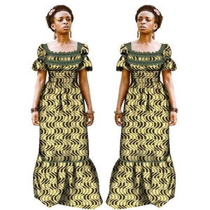 Robe africaine traditionnelle - Robe-africaine.com - 1