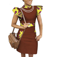 Robe Africaine Noire - Robe-africaine.com - 2 / M