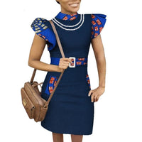 Robe Africaine Noire - Robe-africaine.com - 11 / M