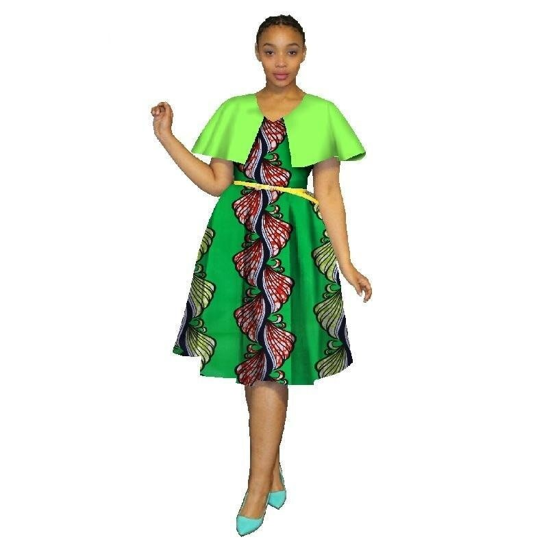 Tenue Traditionnel Africaine - Robe-africaine.com - 21 / M