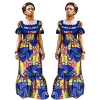Robe africaine traditionnelle - Robe-africaine.com - 5