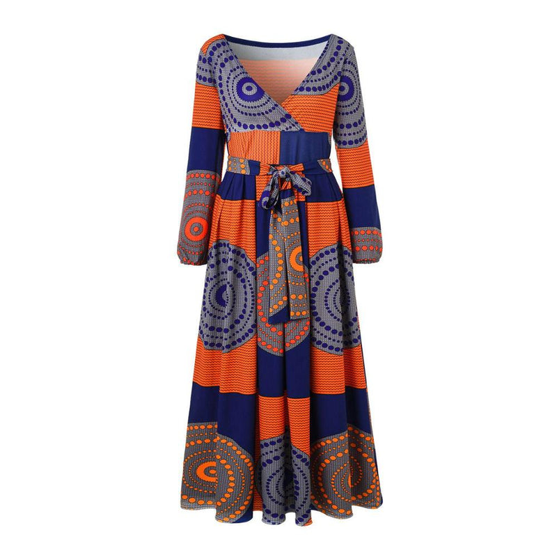Robe africaine pour femme enceinte - Robe-africaine.com - [variant_title]