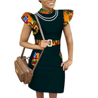 Robe Africaine Noire - Robe-africaine.com - [variant_title]
