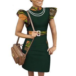 Robe Africaine Noire - Robe-africaine.com - 8 / M
