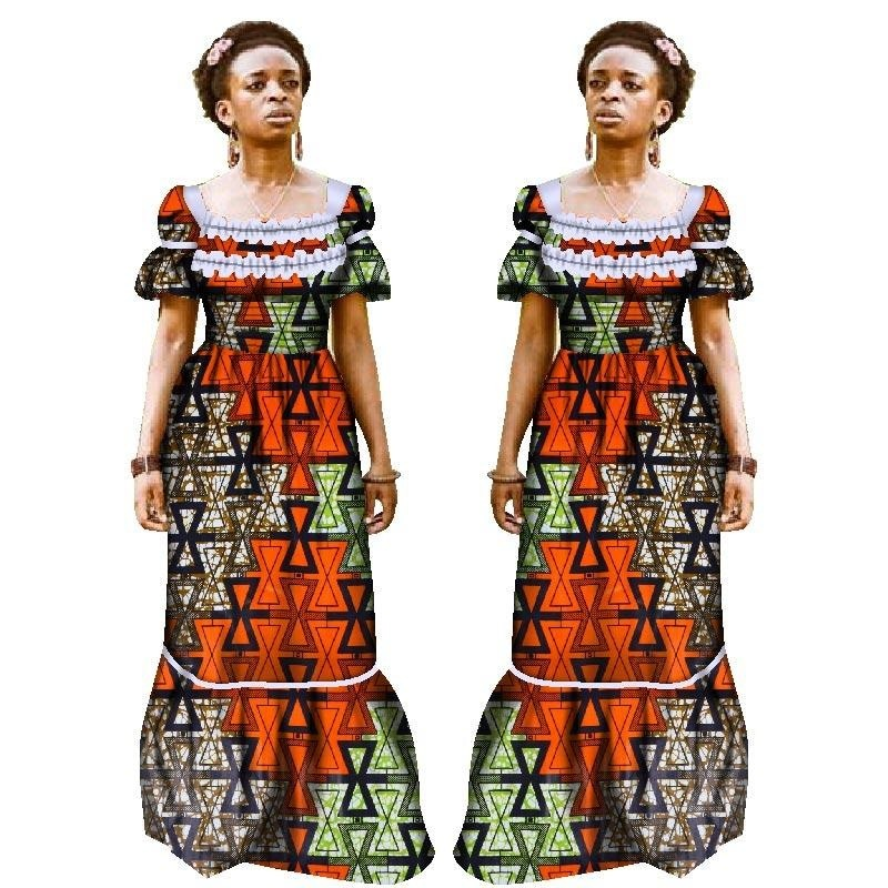 Robe africaine traditionnelle - Robe-africaine.com - 2