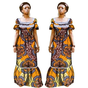 Robe africaine traditionnelle - Robe-africaine.com - 3