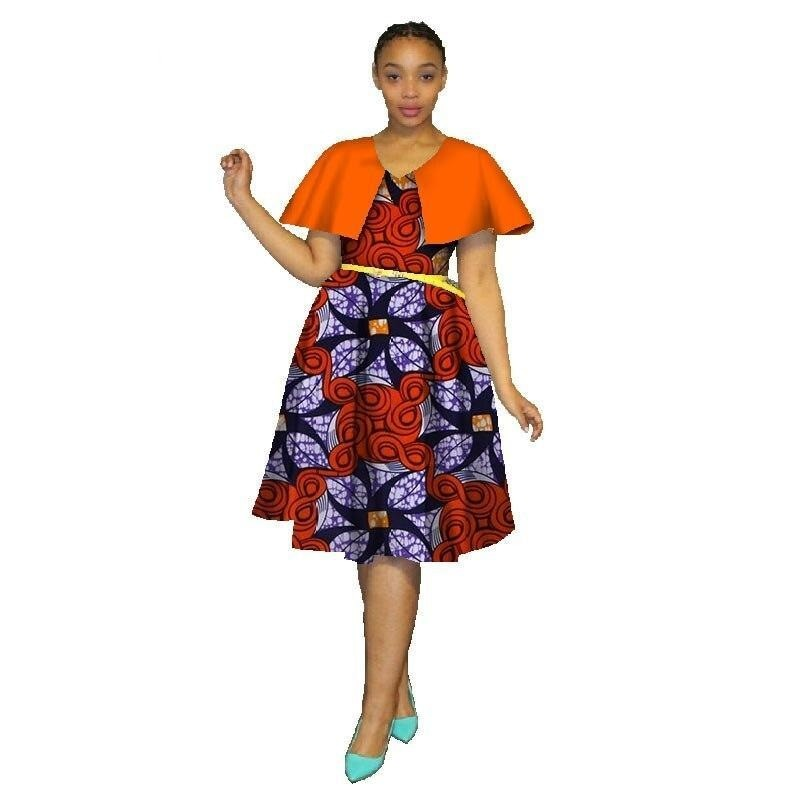 Tenue Traditionnel Africaine - Robe-africaine.com - 3 / M