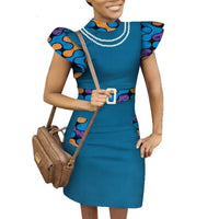 Robe Africaine Noire - Robe-africaine.com - 4 / M