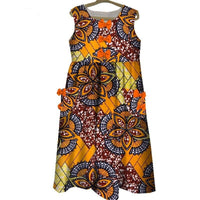 Robe Wax Beauté Infini - Robe-africaine.com - 5 / XS