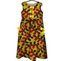 Robe Wax Beauté Infini - Robe-africaine.com - 10 / XS