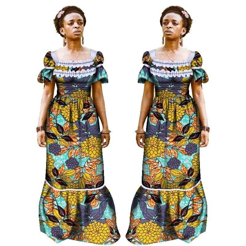 Robe africaine traditionnelle - Robe-africaine.com - 12
