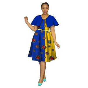 Tenue Traditionnel Africaine - Robe-africaine.com - 2 / M