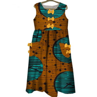 Robe Wax Beauté Infini - Robe-africaine.com - 12 / XS