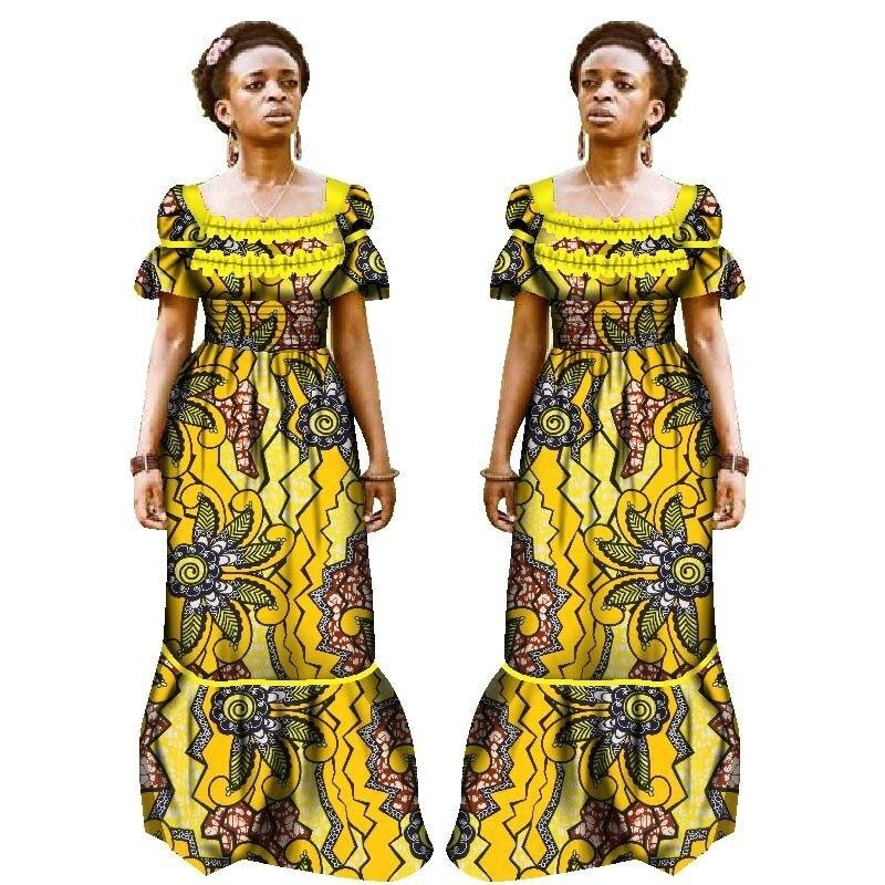 Robe africaine traditionnelle - Robe-africaine.com - 22