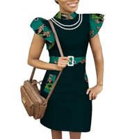Robe Africaine Noire - Robe-africaine.com - 10 / M