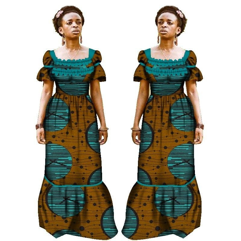 Robe africaine traditionnelle - Robe-africaine.com - 18