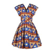 Robe Azteque Africain - Robe-africaine.com - M02 / S