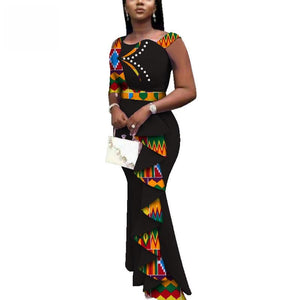 Robe Wax Classe - Robe-africaine.com - [variant_title]
