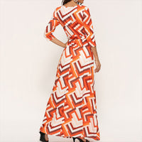 Robe Wax Chic - Robe-africaine.com - [variant_title]