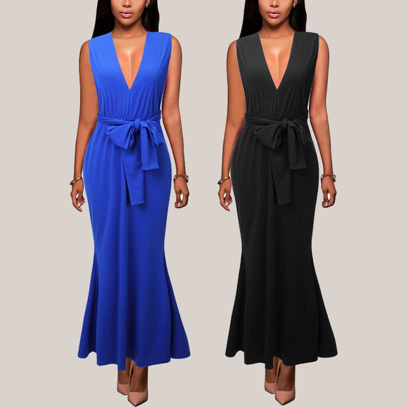 Robe africaine sans manche - Robe-africaine.com - [variant_title]