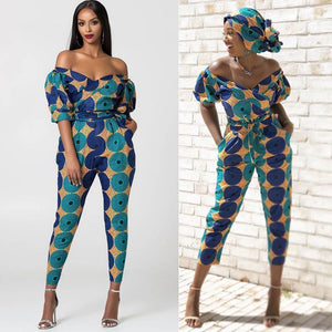 Tenue Africaine Wax - Robe-africaine.com - [variant_title]