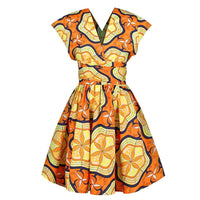 Robe Azteque Africain - Robe-africaine.com - M03 / S