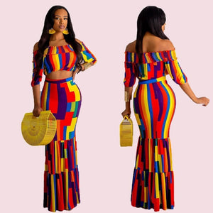 Robe Africaine 2 temps - Robe-africaine.com - [variant_title]