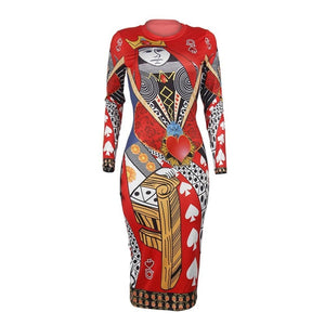 Robe africaine manche longue - Robe-africaine.com - [variant_title]