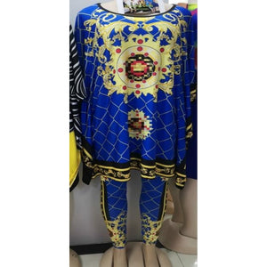 Boubou Africain Grillage - Robe-africaine.com - Default Title