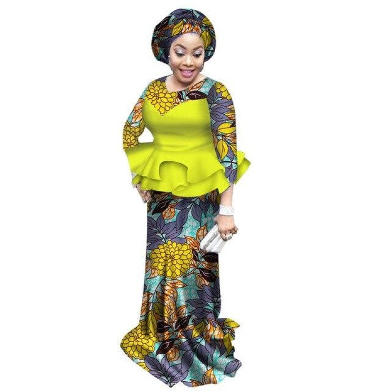 Pagne Africain Tournesol - Robe-africaine.com - [variant_title]