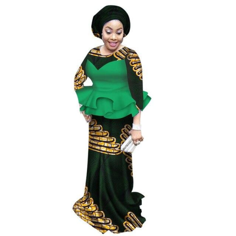 Pagne Africain Lingot - Robe-africaine.com - 17 / XL