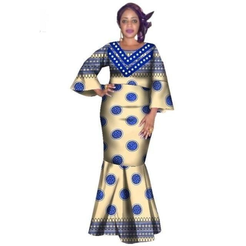 Pagne Kita Blanc - Robe-africaine.com - [variant_title]
