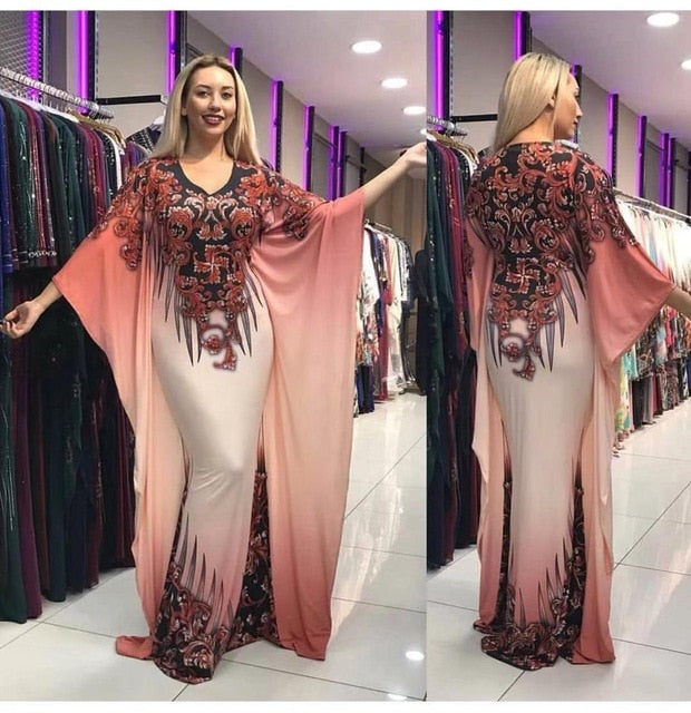 Jebba Rose - Robe-africaine.com - 13 / L