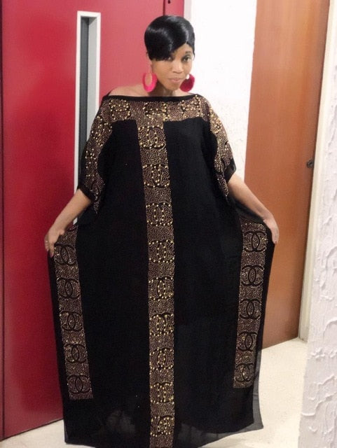 Boubou Africain Ornements - Robe-africaine.com - Default Title