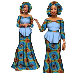 Pagne Wax Marinelle - Robe-africaine.com - [variant_title]