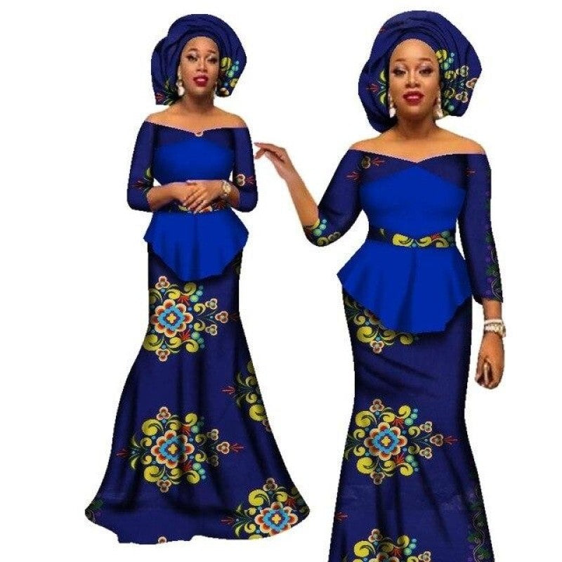Pagne Africain Celestine - Robe-africaine.com - [variant_title]