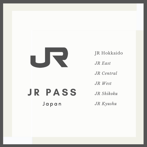 Japan Rail (JR) National Pass