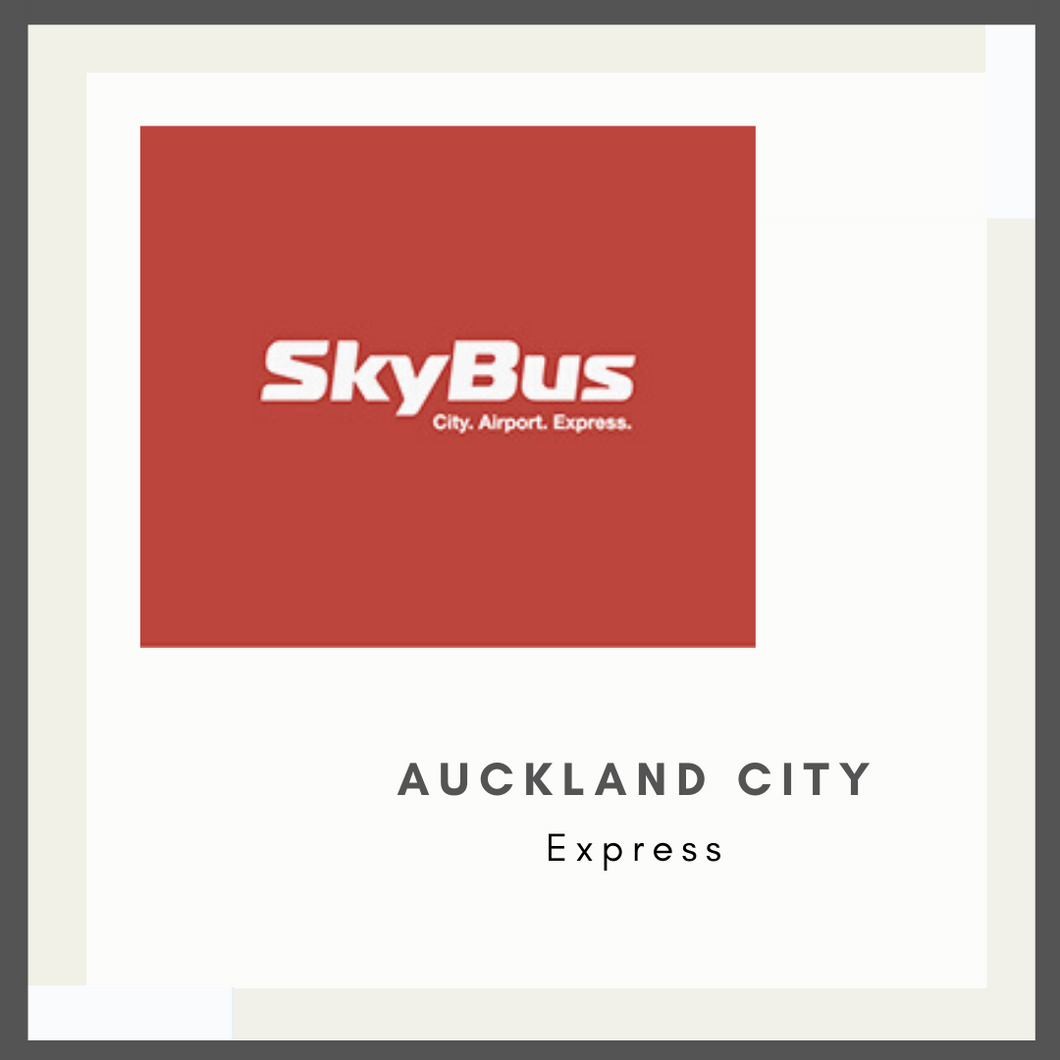 Skybus - Auckland City Express