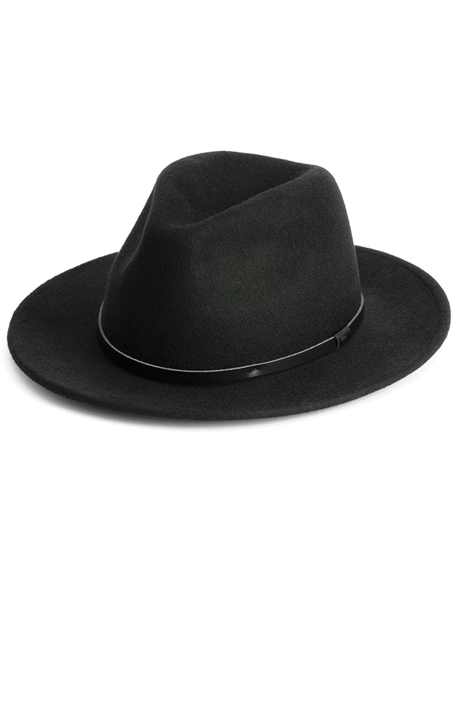 William Fedora Black