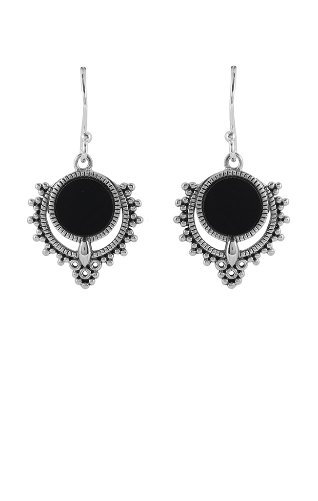 Periyar Onyx Earrings
