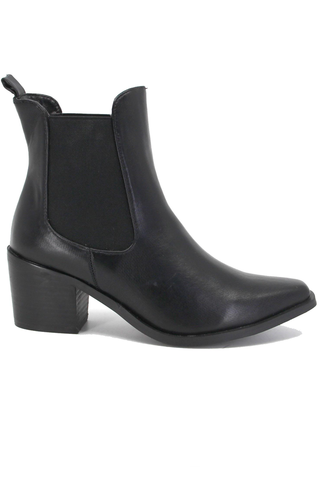 Lizzo Boot Black