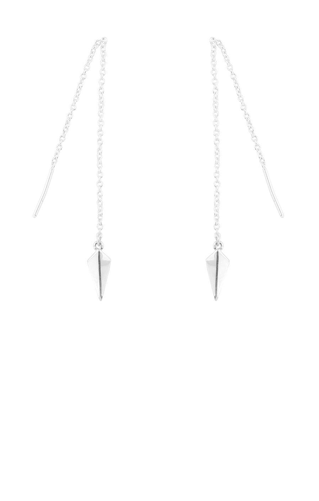 Pendulum Threader Earrings