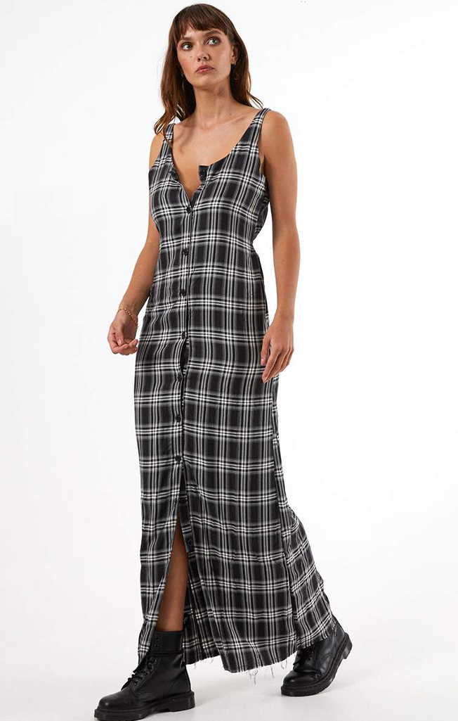 Lovecats Maxi Dress