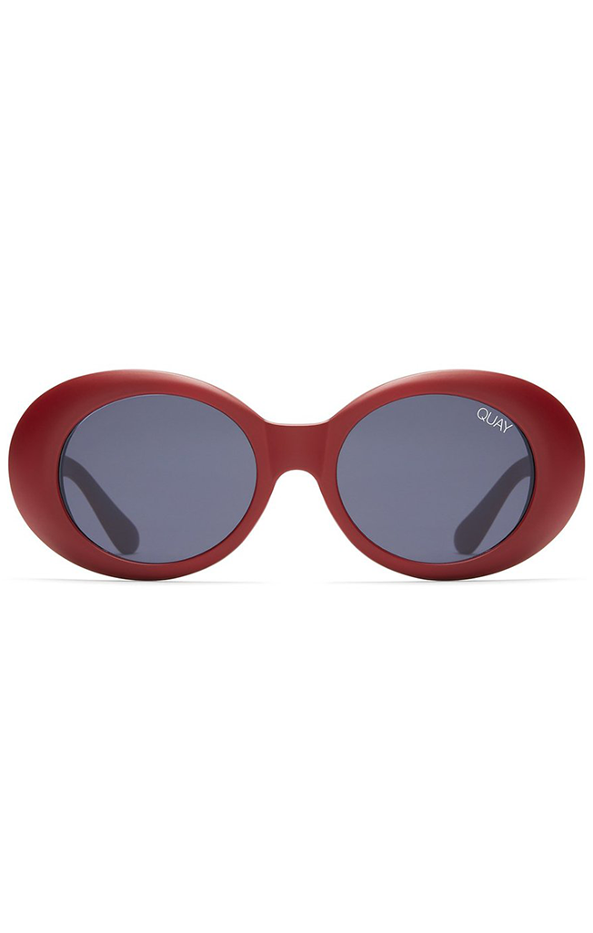Frivolous Red/Smoke
