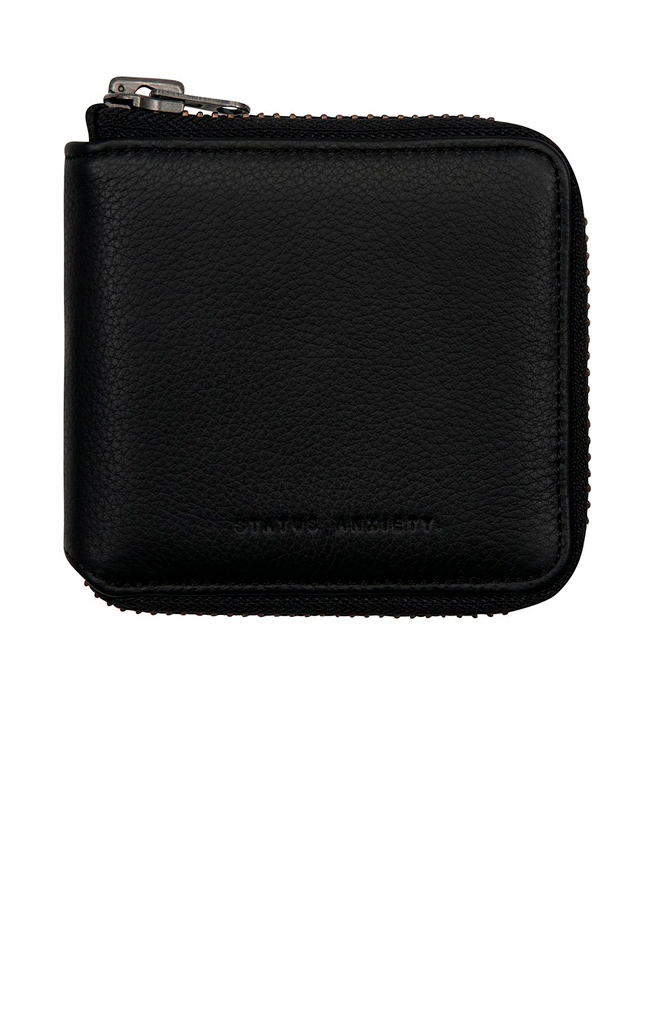 The Cure Wallet Black